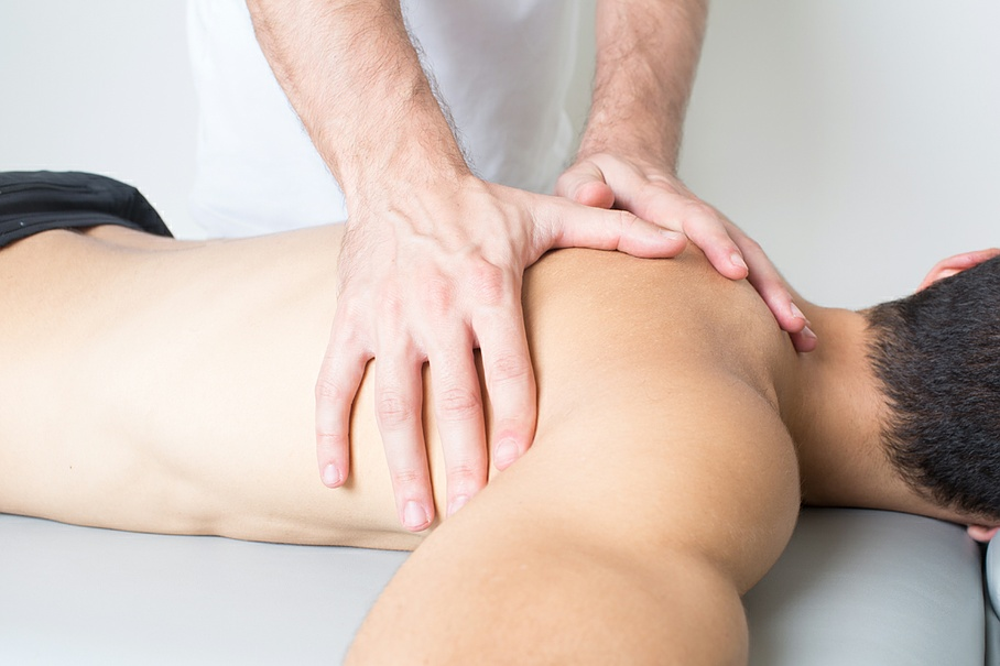 Klassische Sportmassage - Paul Reinhart Massage - Solothurn
